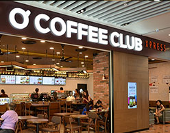 Coffee Club at Jurong Poin